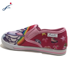 Lowest Price Funny Kids Children Flats Casual Footwear Girls Shoes
