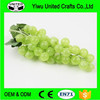 Best sell hot Home Wedding Decor Plastic Fake Fruit Artificial Lifelike Grapes Decoration