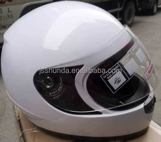 motorcycle safety white riding crash helmets