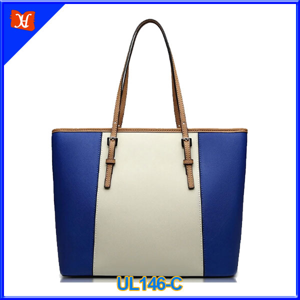 2014 Latest design vintage bag cow leather hand bag for lady woman tote bag