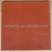 Indoor Basketball Court Rubber Flooring