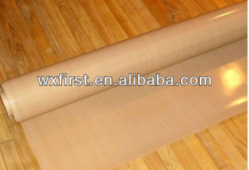 non-stick PTFE fiberglass fabric/teflon coated glass fabric