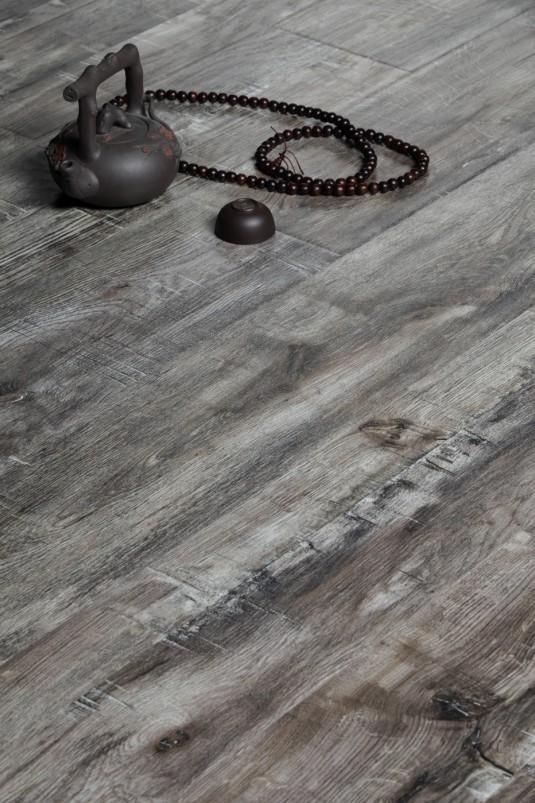Ac3 hdf Handscraped Laminate Flooring
