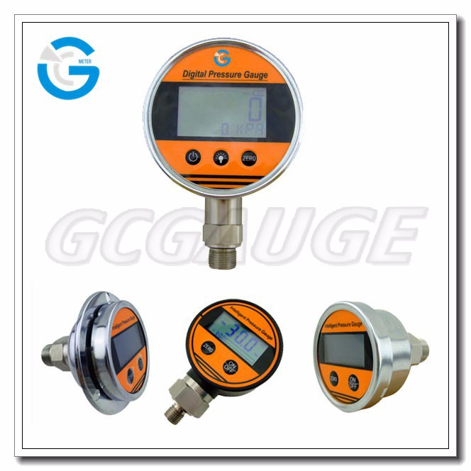 Digital air pressure gauge, Hydraulic digital oil pressure gauge, digital water pressure gauge manometer