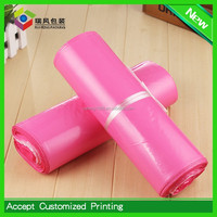 HDPE, LDPE,PP,Poly,LLDPE Material colored mailing bags
