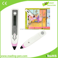 Japanese-English sounding books and voice digital reading pen for kids