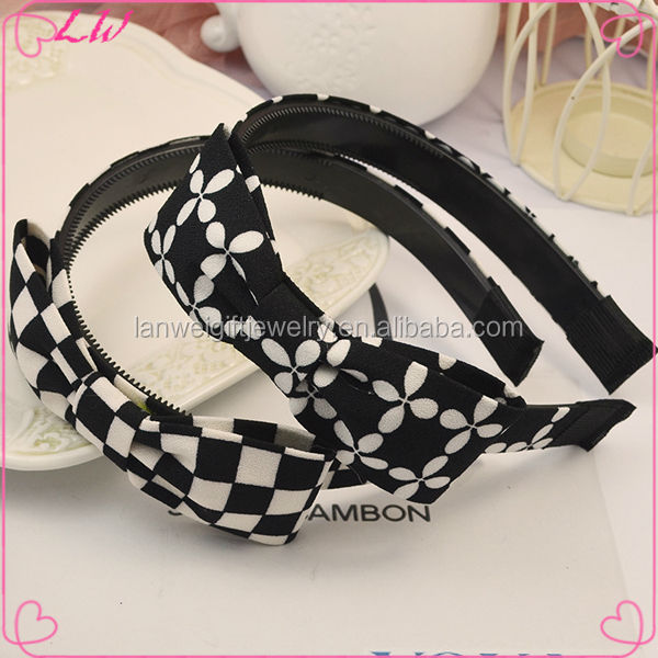 2014 Hot Selling Fabric Traditional Hair Accessories Wholesale Hair Accessories Head Wrap