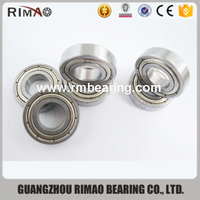 High speed P5 6900z 6900zz ball bearing 6900 bearing pivot bearing