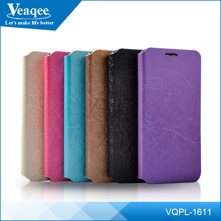 Veaqee mobile phone spare parts leather wallet case