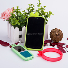 fashion universal silicone phone case
