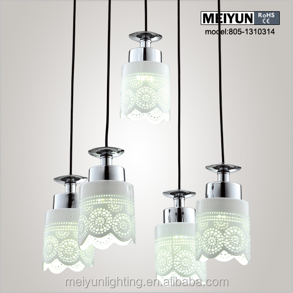 ceramic LED pendant light