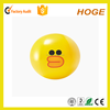 16 inch cute animal face recreation sports inflatable beach Ball