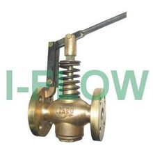 Marine JIS F 7398 Fuel oil tank self-closing drain valves dn15-65