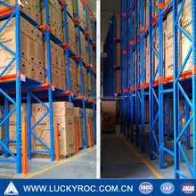 Drive In Rack System for Industrial Warehouse Storage Solutions