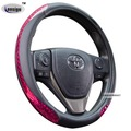 2017 New shining car steering wheel covers funny