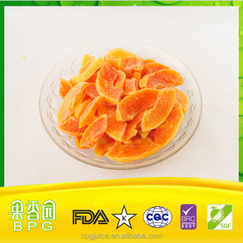 Export Dried Papaya slice