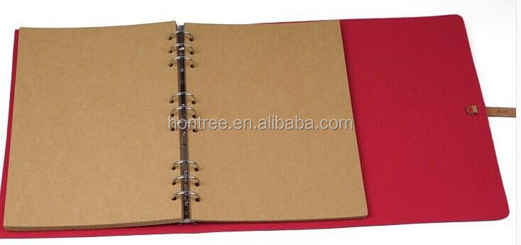 2014 felt eco-friendly voice recording photo album