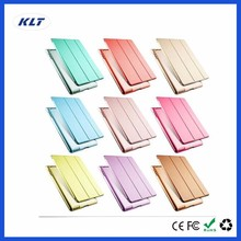 KLT Tablet Leather Case Colorful Cover for iPad Mini 1 2 3 4 For iPad Air 1 2 3 Pro Stand Hard Smart Cover Protective Foldable