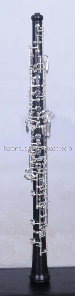 C Key Oboe with Hard Rubber Body (JEB-100)