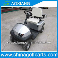 single seat off-road electric golf cart with five star quality parts and accessory