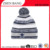Factory custom fashion colorful knitted winter hat