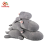 Cute design animal shape plush pillow plush & cheap super soft pillow toys with dog shape