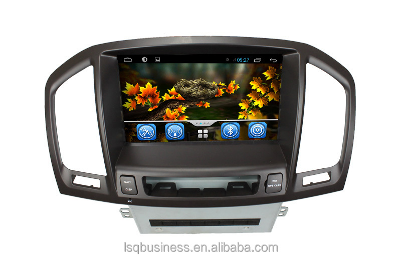 Hot Selling android 4.2 Central Multimedia gps for OPEL Insignia with 3G/Wifi/SWC/DVD/Radio/BT Phonebook/USD/ATV