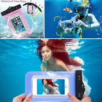 Waterproof Cases Clear TPU Hybrid Swimming Dive Case For Samsung Galaxy Note 4 N9100