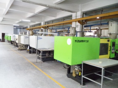 Plastic Injection Molding Line 1