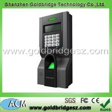 fingerprint access control door lock with Time Attendance.TCP/IP. RS485 Communication. 125khz/13.56mhz Card Optional