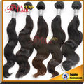 2015 Sexy Wholesale 100% Virgin Brazilian and Malaysian Top grade Human Hair Extensions