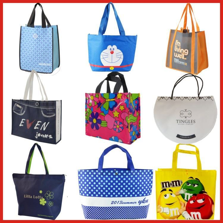 Guangzhou Good Quality Foldable Shopping Bags Wholesale