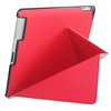 HOT Selling Folding stand Leather case for ipad air 2