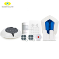 Golden Security GS-S1 Alarm System Work With Wireless IP Camera Home Security Alarm System