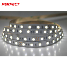 Wholesale ce rohs 5m/roll natural white color continuous length flexible 5050 led lights strips 3years warranty
