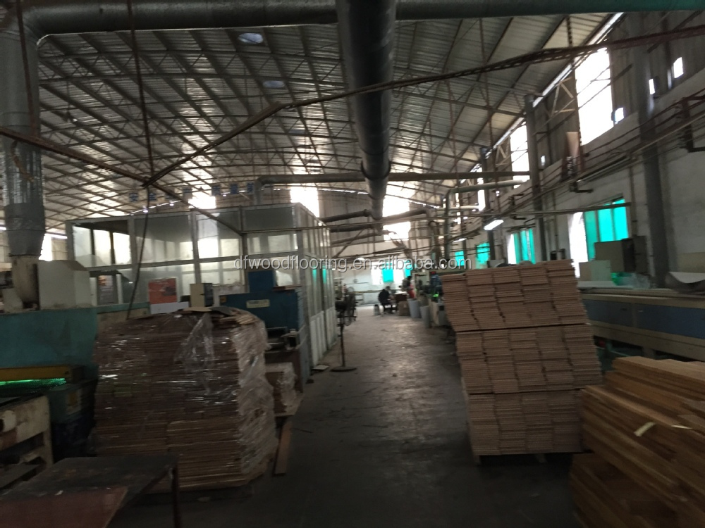 2015 new finished asian maple hardwood solid wood for Wood floor factory