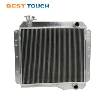 62mm 3 row Jaguar SERIES 3 XJS V12 XJ12 motor car auto aluminum radiators for JAGUAR