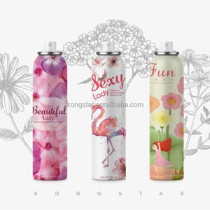 OEM brand ladies fragrance deodorant body spray