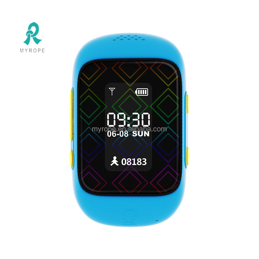 China Wholesale gps device Quad-band Touch Screen Waterproof IP67 kids gps watch phone with sos button gps watch R12