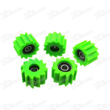 KX250F KX450F 06-16 Dirt Bike Motorcross Motorcycle Chain Roller Tensioner Pulley Wheel Guide Fit