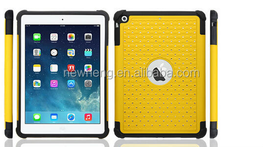 Tablet PC Hard Case Plastic Shell Back Cover Case for iPad Air