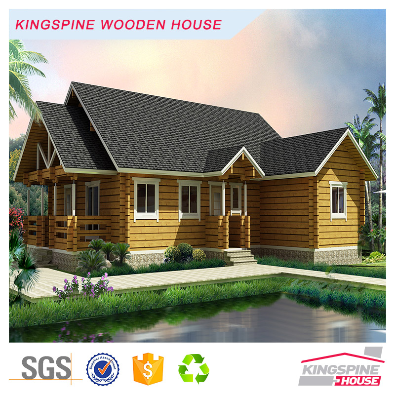 cheap wooden cabin house wooden house bungalow made in China