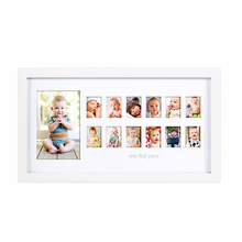 Factory Sale 2017 New Arrive My first year Baby Photo Frame