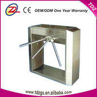 Security tripod turnstile gateways swipe card access control turnstile gate