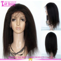 Qingdao Factory Stock Wig!!!Human Chinese Virgin Hair Full Lace Wig Store