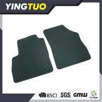 YT090 Middle and high end market car mats/car floor mats/carpet car mats for advanced special car