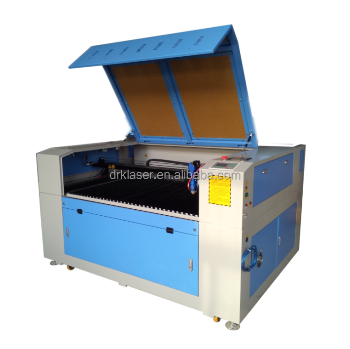 3D mini cnc DRK4060 CO2 acrylic pvc petg PMMA leather laser engraving cutting machine 80w 100w 130w factory price