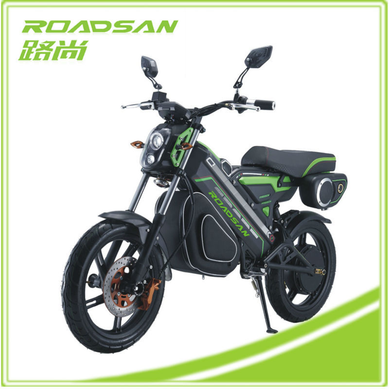 Low Price Fashionable Design Powerful Motor Green Zero Motos Electric Adult Electric Motorcycle 1200W Electric e Bike