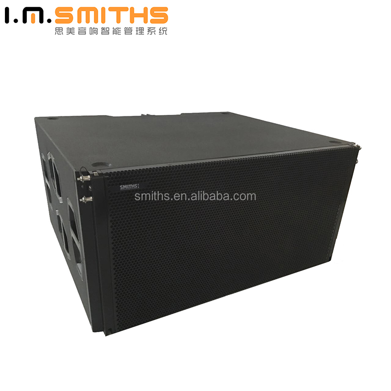 Wholesale Price Passive Subwoofer Line Array Speaker 3200w SMITHS Audio Line Array With Accessories