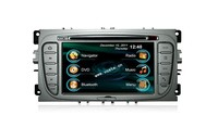 In-car entertainment Car audio stereo system/in car radio/dvd/gps navigation for Mondeo S-Max C-Max V6021FM